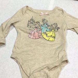 Disney princess onesie